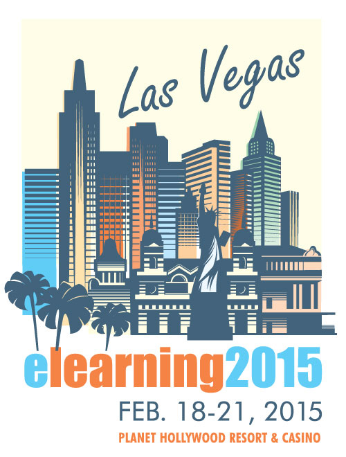 ELearning 2015 Conference Logo