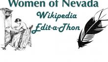 Women of Nevada Edit-a-thon