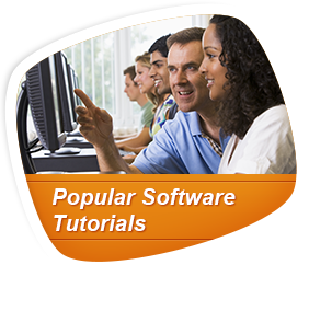 popular software tutorials