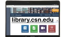 new website screen