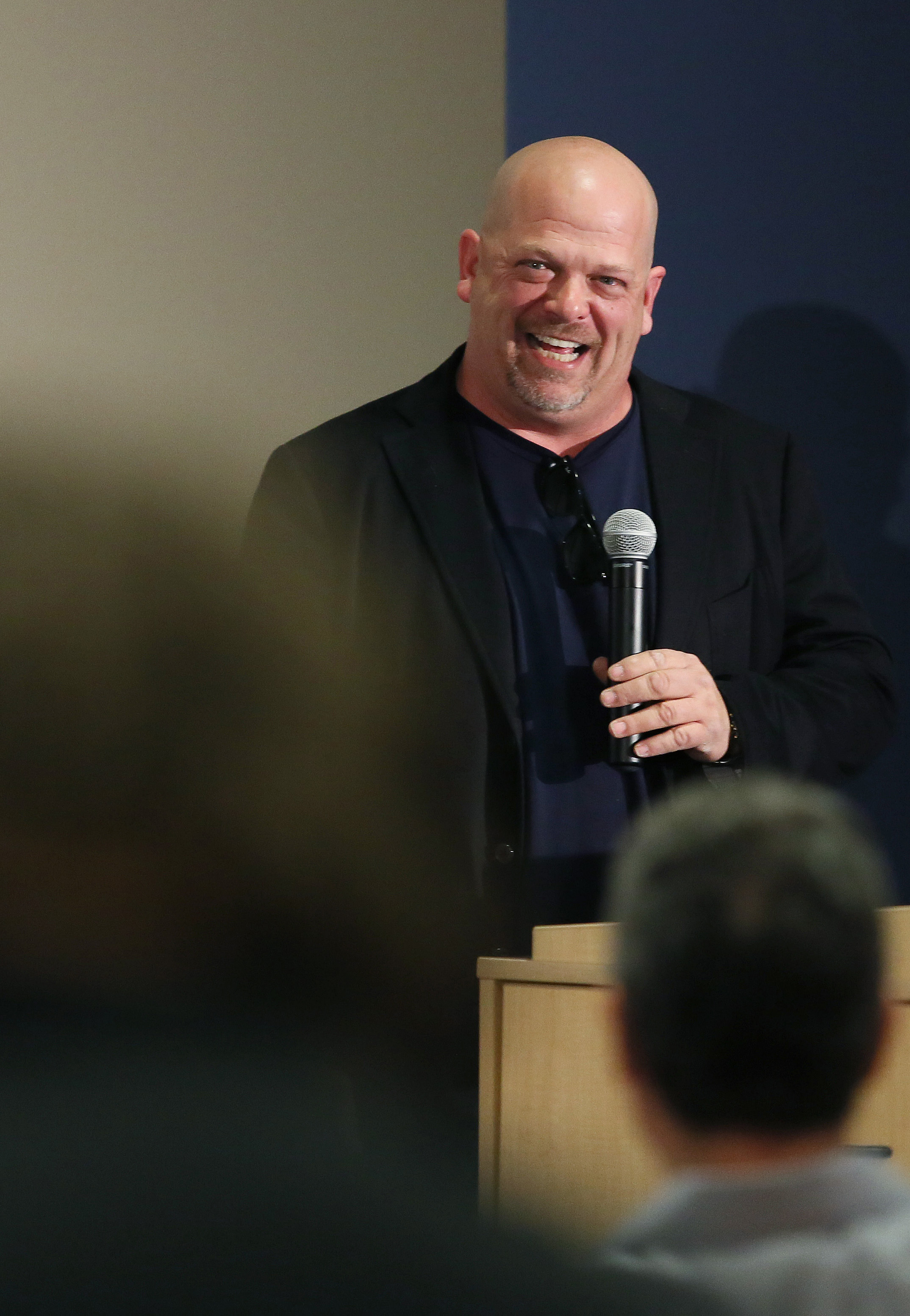 Rick Harrison Young