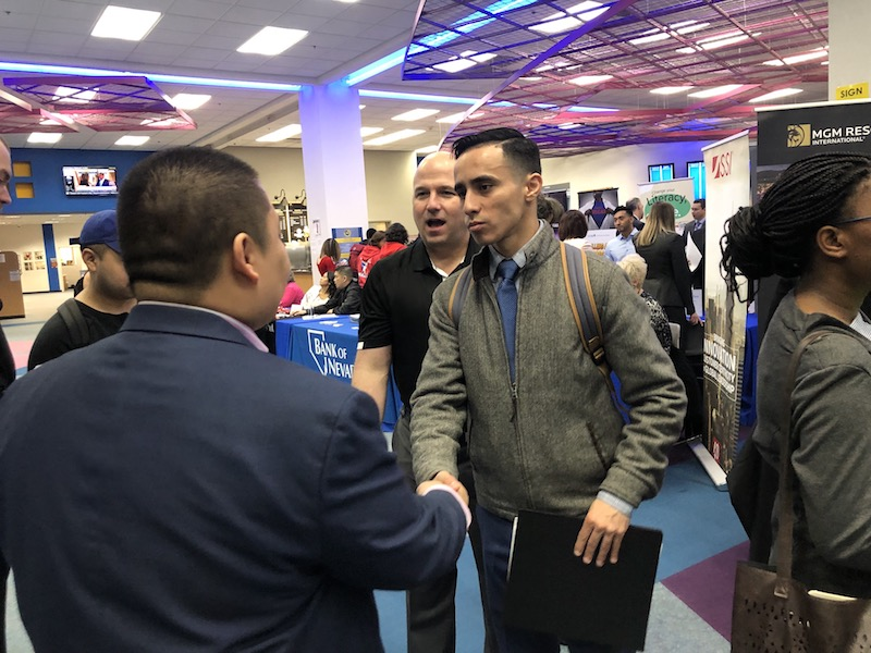 CSN Career Fair Connects Students Local Employers