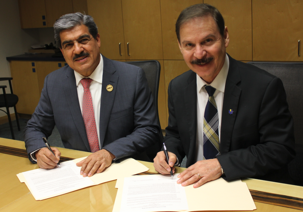 CSN signs memorandum of understanding with mexican universities