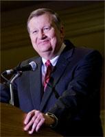CSN President Dr. Michael D. Richards