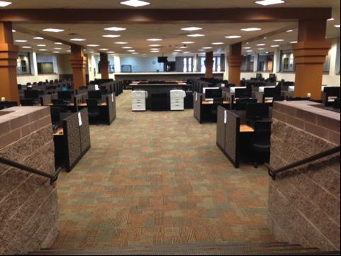 New CSN Charleston campus computer lab