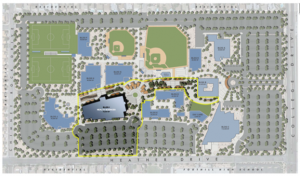 The Henderson Campus Master Plan
