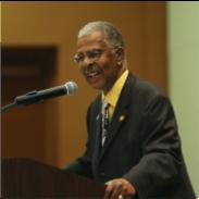 CSN President Emeritus Dr. Paul Meacham