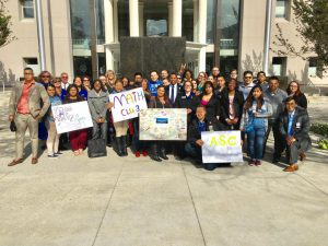 CSN Day at the Nevada Legislature was a tremendous success